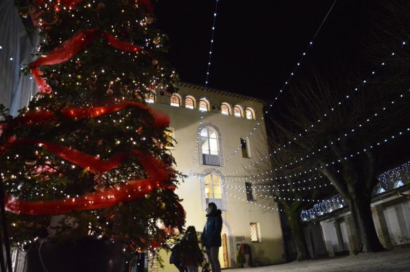 Esterna del Museo Città di Cannara