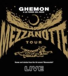 GHEMON – Mezzanotte TOUR – 7 Dicembre – Afterlife Live Club