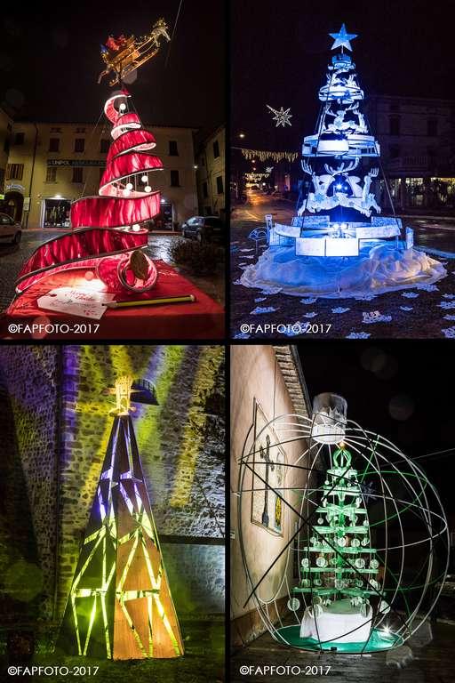 II edizione del concorso alberi di Natale