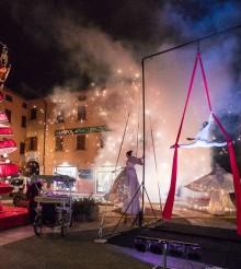 Il Rione Moncioveta si aggiudica la seconda edizione del Concorso Alberi Artistici