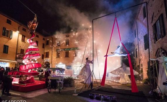 Il Rione Moncioveta vince la II edizione del concorso Alberi artistici