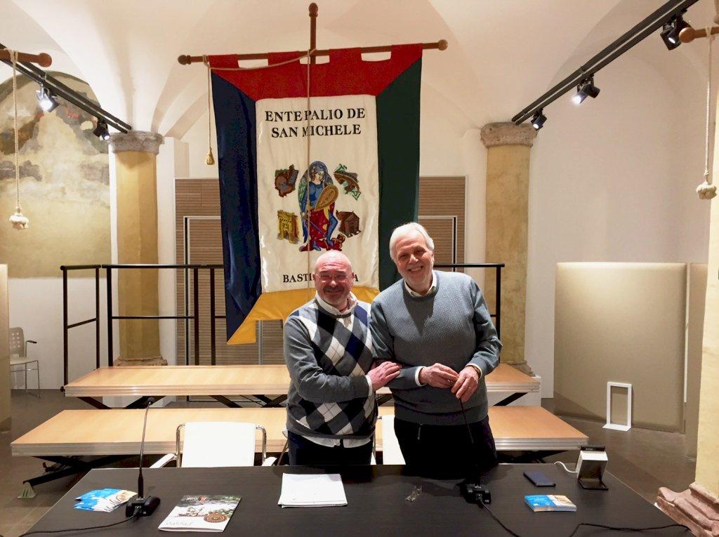Marco Gnavolini e Stefano Ansideri