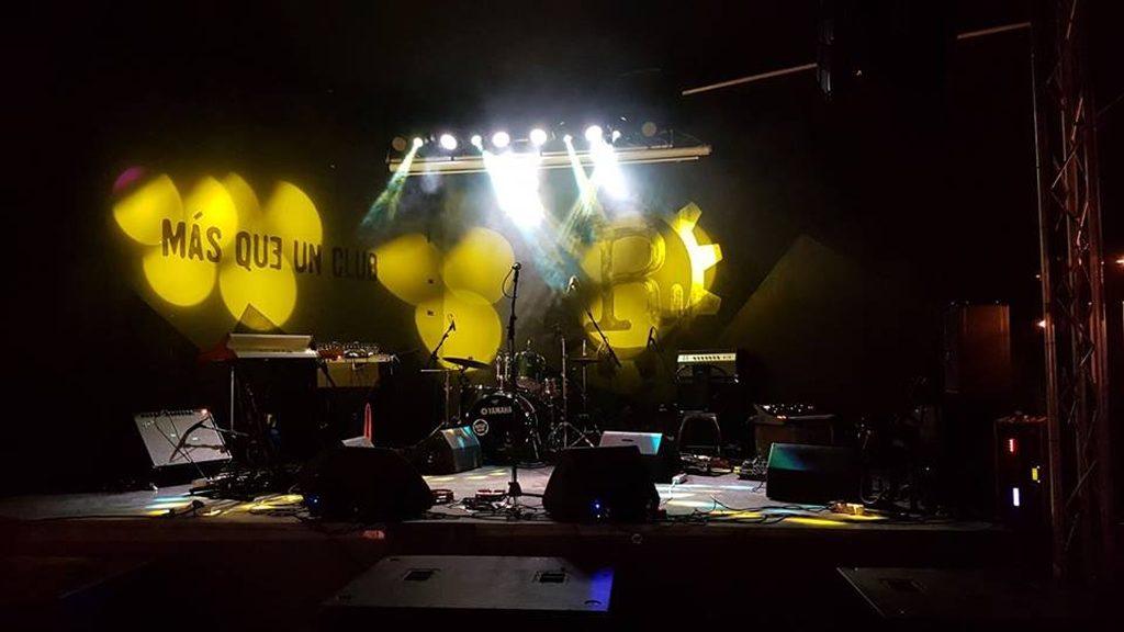 rework palco