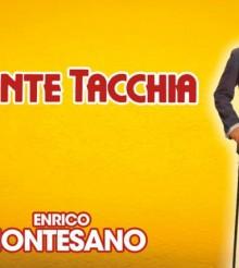 Enrico Montesano in scena al Lyrick di Assisi con Il Conte Tacchia