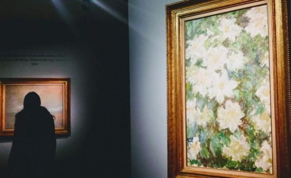 Monet a Roma 1