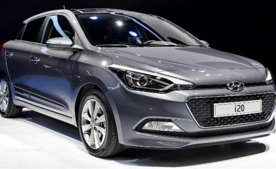 Hyundai marzo