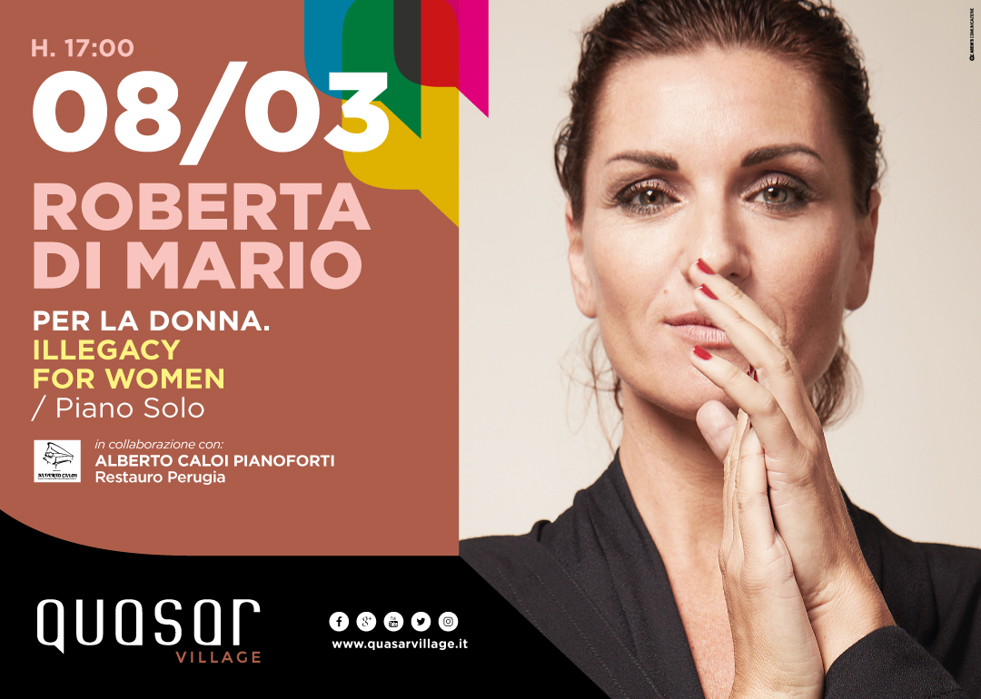 Roberta-di-Mario Quasar