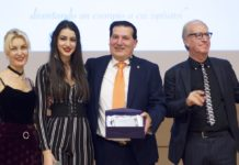 Chiara Bordi - Leadership Award 2019