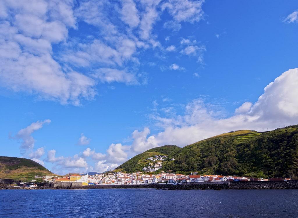 Isole Azzorre - Sao Jorge
