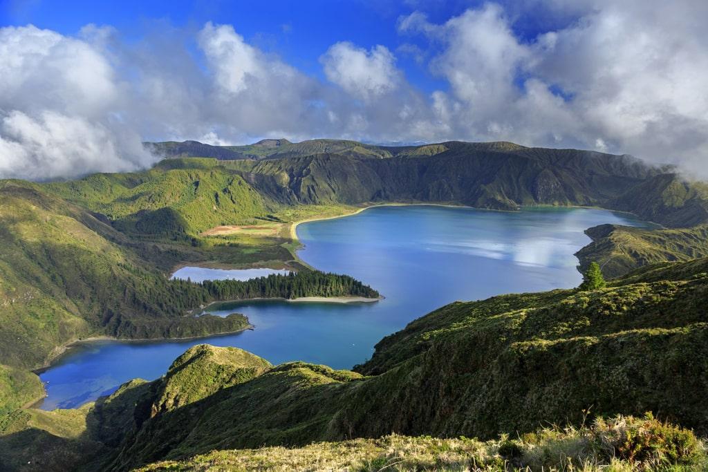 Lagoa do Styx, San Miguel, Isole Azzorre