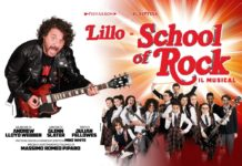 Lillo in School of Rock