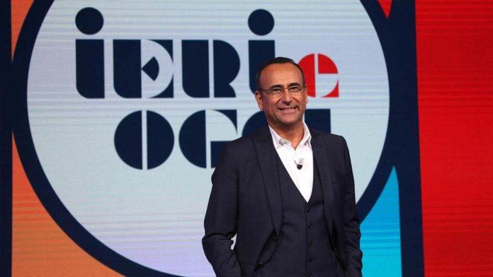Carlo Conti conduce IERI e OGGI su RAI 3