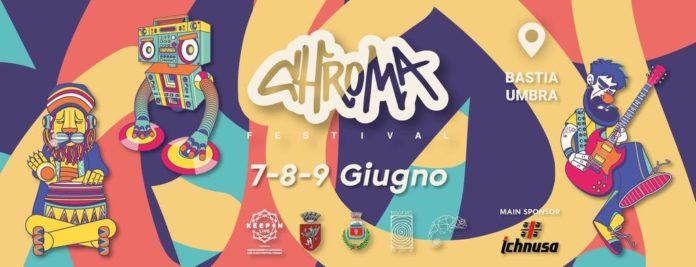 Chroma Festival 2019, Bastia Umbra 7, 8 e 9 Giugno
