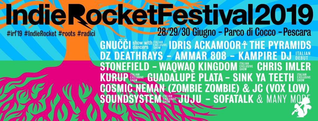 Indie Rocket Festival