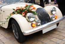 Matrimonio: l'auto giusta