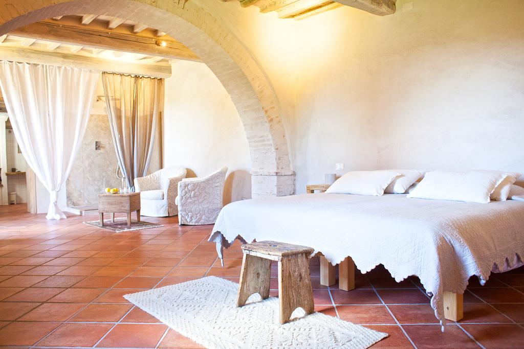 Agriturismo Humile: terrazza solarium per relax completo