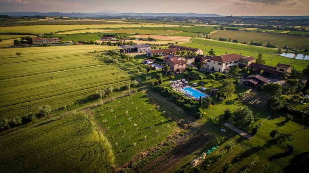 Agriturismo San Francesco: nel verde di Cortona