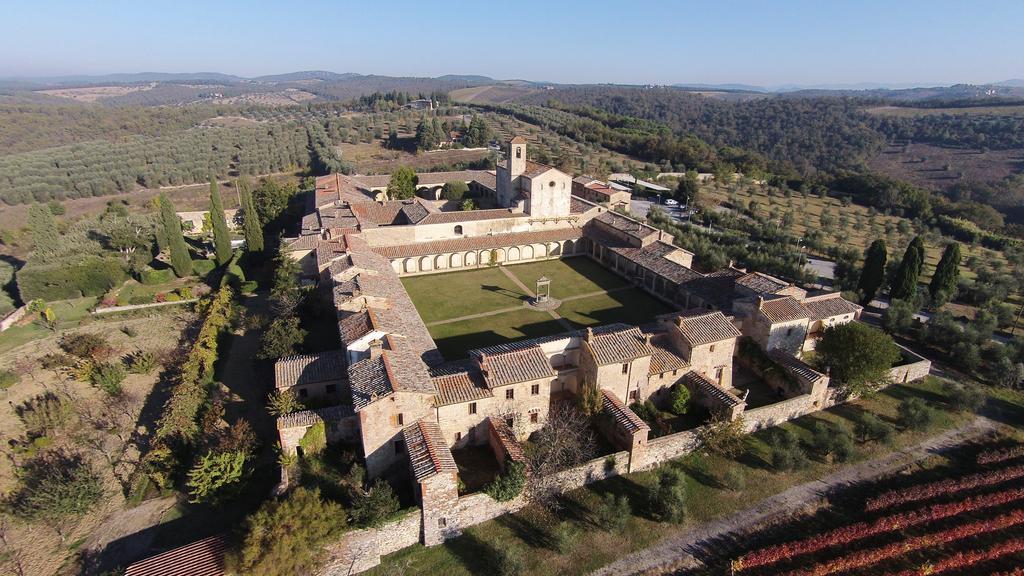 Certosa di Pontignano Residenza d'epoca nel Chianti