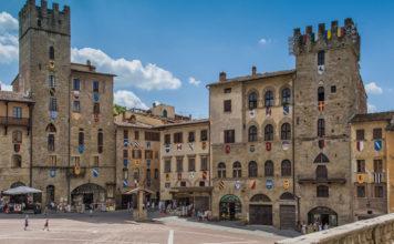 Dormire ad Arezzo: città d'arte toscana