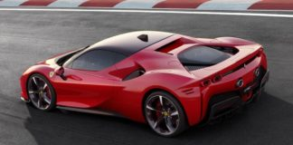 Presentata la prima Ferrari ibrida