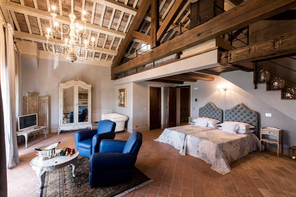 Le Bifore: bed and breakfast a Cortona