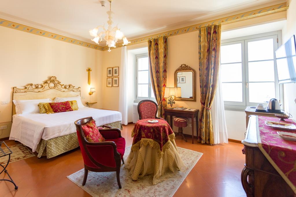 Villa Marsili: dormire nel lusso