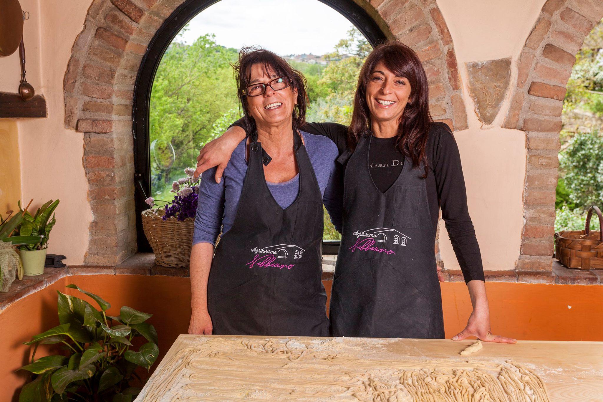 Agriturismo Nibbiano - La Famiglia - Dormire a Montepulciano