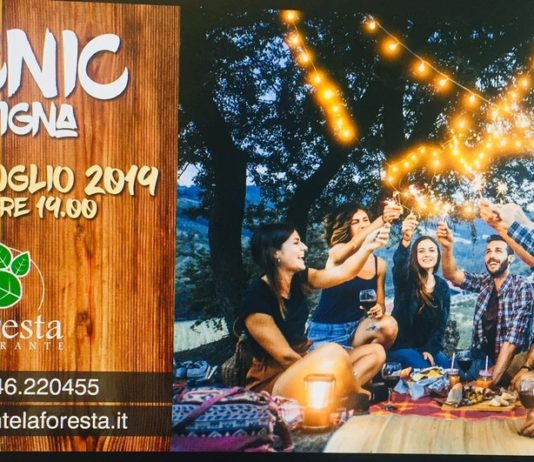 PICNIC IN VIGNA 19-20 LUGLIO RIETI 2019