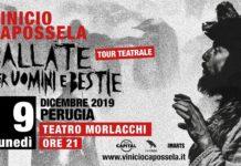 Vinicio Capossela Morlacchi Perugia