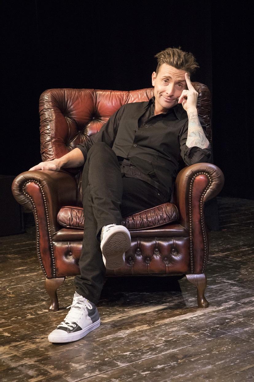 Angelo Pintus al Teatro Lyrick