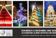 Alberi Artistici 2019 - Palio de San Michele